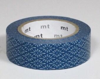 Washi tape indigo