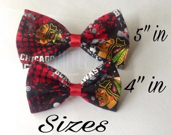 Chicago Blackhawks Bows!