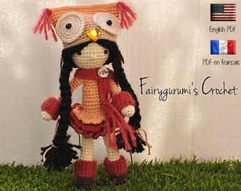 Freya the doll owl