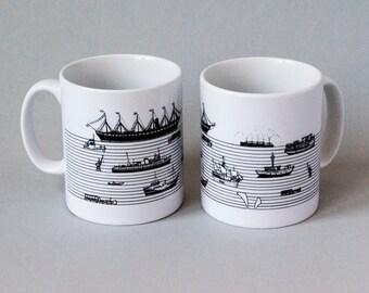 Shipshape and Bristol Fashion Mug