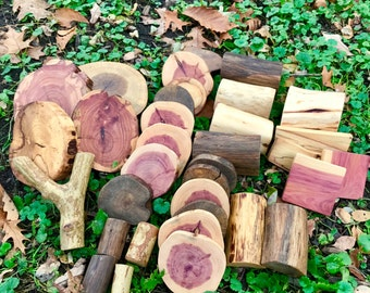 XL Tree Blocks 35 pc - Shipping Included