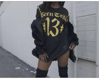 BEEN TRILL #13 #BEENTRILL Graphic Jersey
