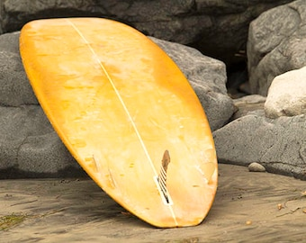Golden Surfboard