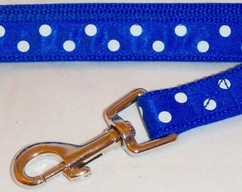 Dog Lead - Polka Dot Collection