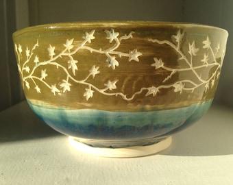 blue ivy bowl