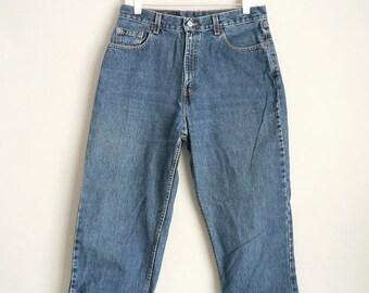 Levi Size 12 Womens High Waist Jean