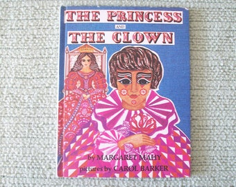 The Princess and The Clown Hardcover 1971