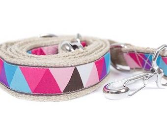 Dog collar / leash TRIANGLE