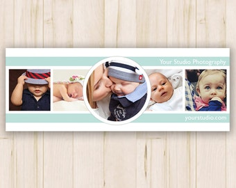 Photography Facebook Timeline Templates - Timeline Cover Photo Banner - Photoshop PSD *INSTANT DOWNLOAD*