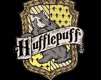 Harry Potter Hufflepuff, Hogwarts.