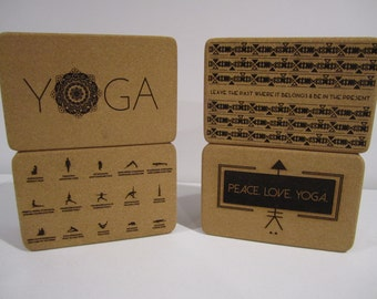 Customized Yoga Blocks (Set of 2)