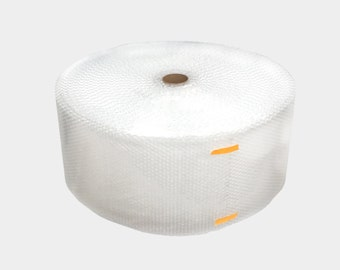 """Westpack 3/16"""" small bubble wrap 100ftx12"""", perforated 12in"""