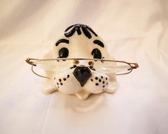 Puppy Dog Eye Glasses Holder