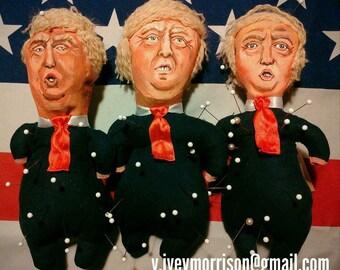 Presidential Voodoo Dolls