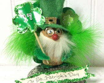Vintage St. Patrick's Day Decoration
