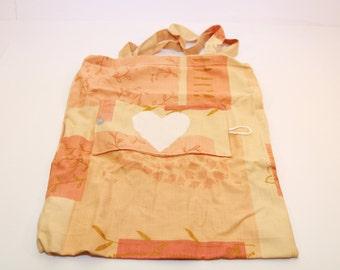 Daisy folding Shopping Bag