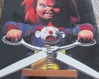 Child's Play 2 VHS Horror