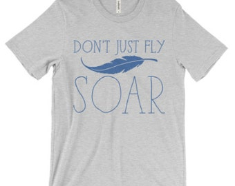 Don't Just Fly Soar!!