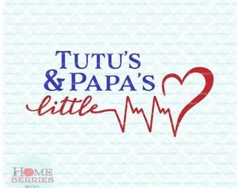 Tutu and Papa's Little Heartbeat