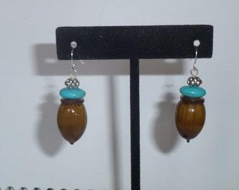 Acorn Earrings #4
