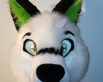 Custom made to order Fursuit heads or parts