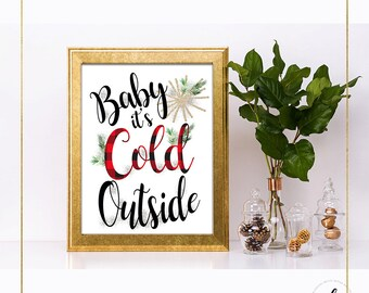 Printable Christmas/ Winter/ Holiday Digital Download/ Instant Download