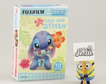 Fujifilm Instax Mini Film Lilo & Stitch - For Instax Mini 7, 8, 8+, 25, 50, 70, 90, SP-1, SP-2 Polaroid PIC 300