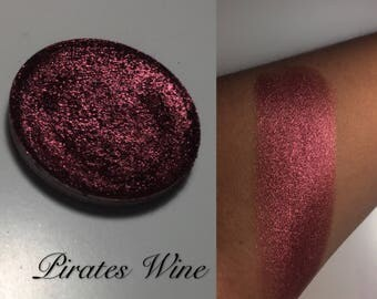 Pirates wine single pan eyeshadow