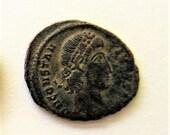 Roman Empire, Bronze AE 3 of Constantius II, AD 337-361