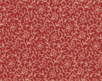 French General Favorites Red Designed by French General for Moda Fabrics 100% Cotton #13607 17
