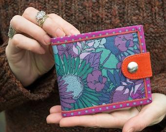 handmade women's purse Provence