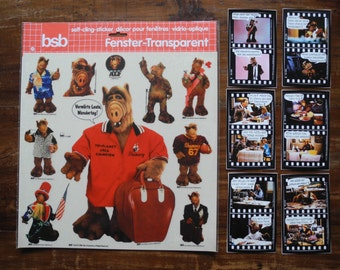 Alf stickers