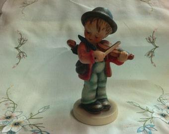 Hummel Boy Playing Violin