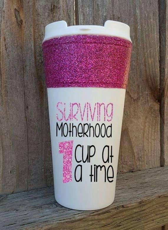 Surviving Motherhood Mom Mug Mothers Day Mug Funny Mom Mug