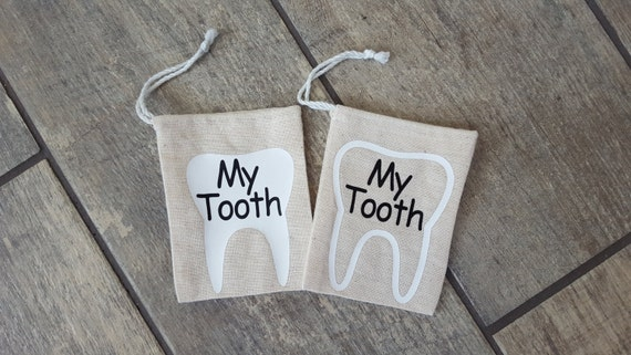 My tooth bag - baby accessories