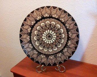 Deco plate or platter