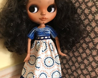 Custom Blythe doll; beautiful Blythe customized offer free shiping
