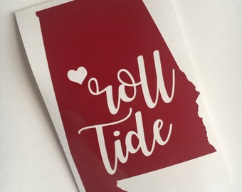 """Shop """"alabama decal"""" in Home Appliances"""