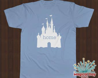 Disney Shirts - Magic Kingdom home (Home)