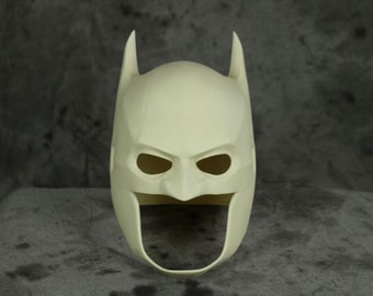 Hybrid Batman Cowl Blank resin Casting