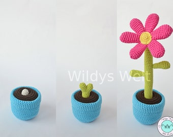 "Learning toys ""Growing flowers"""