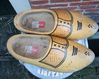 Old Dutch Clogs