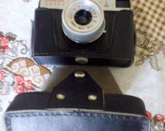 vintage camera USSR. (SMENA 8M) In working condition