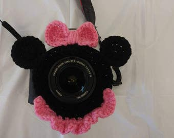Minnie Mouse Shutter Buddy