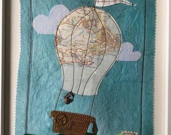 Hot air balloon #1