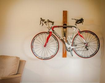 Bike Rack  - 4' Adjustable Horizontal Wall-Mount for Home or Apartment - Zivot USA
