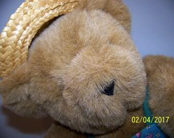 Vintage The Vermont Co Teddy Bear