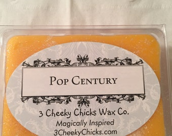 Pop Century Wax Melts, Disney Inspired, Home Fragrance