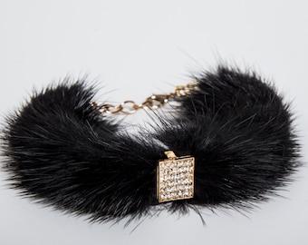 Mink Bracelet