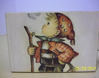 "Music Box - Hummel Swiss plays ""Raindrops Are Falling on my Head"""